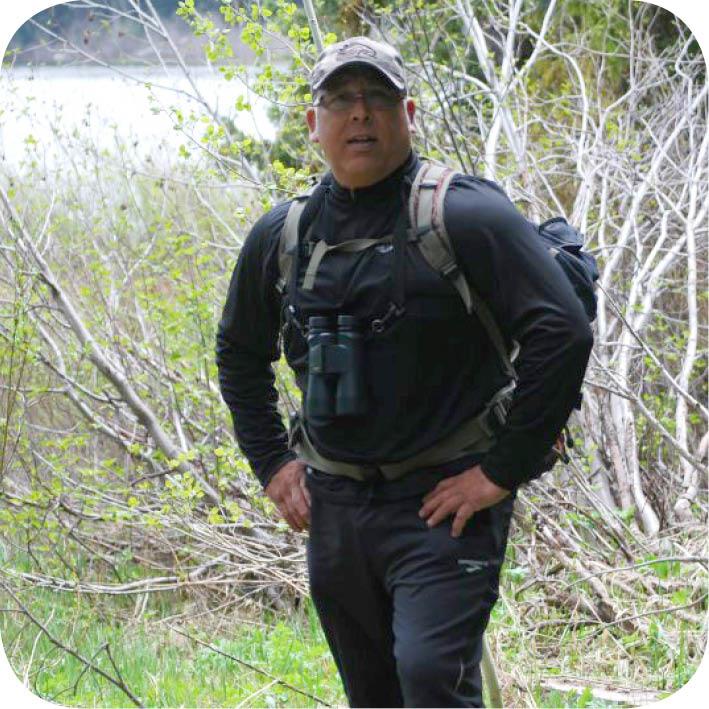 John Salazar bio photo