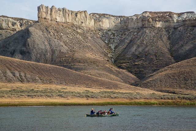 Missouri breaks still worthy of protection montana for Missouri fishing regulations 2017