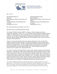 MWF Comment Letter - Yellowstone Gateway Protection Act_Page_1