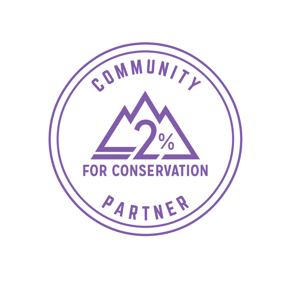 2% for Conservation Community Partner logo